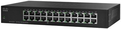 SF110-24 24-Port 10/100 Switch