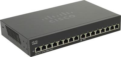 SG110-16 16-Port Gigabit Switch