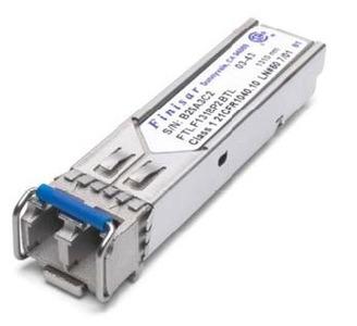 Finisar FTLF1318P3BTL LX-1Gb SingleMode 1000BASE-LX and 1G Fibre Channel (1GFC) 10km Industrial Temperature Gen 3 SFP Optical Transceiver EIC#FTLF1318P3BTL