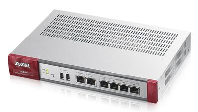 Межсетевой экран Zyxel USG60, Rack, 2xWAN GE, 4xLAN/DMZ GE, 2xUSB3.0, AP Controller (2/18)