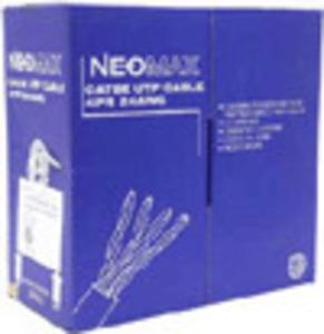 NEOMAX [NM10031] Кабель UTP cat.5е 4 пары (305 м) 0.51 мм outdoor (на катушке) Медь