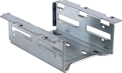 """Supermicro Adaptor MCP-220-00044-0N Retention Bracket for up to 2x 2.5"""" HDD CSE-5"""