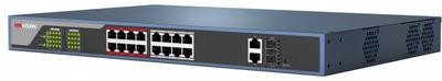 Hikvision DS-3E0318P-E(B) STN экран 128х64; хранилище: 3000 карт, 10000 событий; механическая клавиатура; uplink интерфейс: TCP/IP; тревожные вход/выход 2/2; DC12В; 3Вт; -20 °C...+65°C; размер 126.59