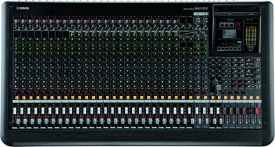 Yamaha MGP32X Аналоговый микшерный пульт с процессором эффектов