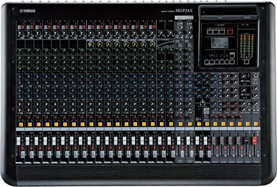 Yamaha MGP24X Аналоговый микшерный пульт с процессором эффектов