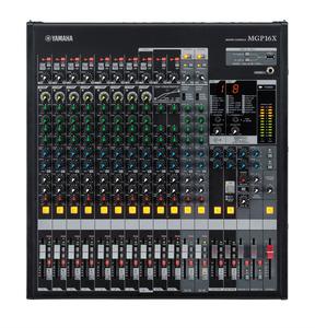 Yamaha MGP16X Аналоговый микшерный пульт с процессором эффектов