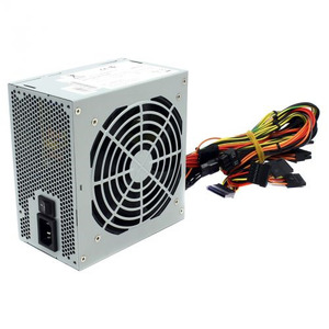 INWIN Power Supply 500W IP-S500BQ3-3 500W 12cm sleeve fan, v. 2.31, Active PFC, with power cord (Black)