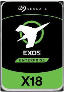 HDD SAS Seagate 18Tb, ST18000NM004J, Exos X18, 7200 rpm,512Mb buffer, 512e/4kn