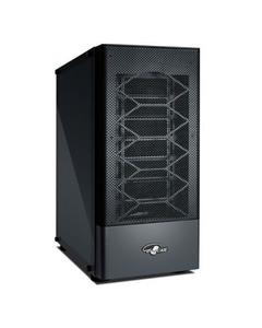 Корпус ATX Eurocase B02 без БП закаленное стекло USB3.0