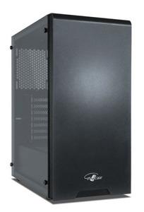 Корпус ATX Eurocase F7 без БП закаленное стекло USB3.0