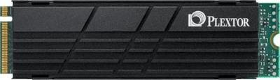 Plextor SSD M9P Plus 256Gb M.2 2280, R3400/W1700 Mb/s, IOPS 300K/300K, MTBF 2.5M, TLC, 160TBW, with HeatSink (PX-256M9PG+)