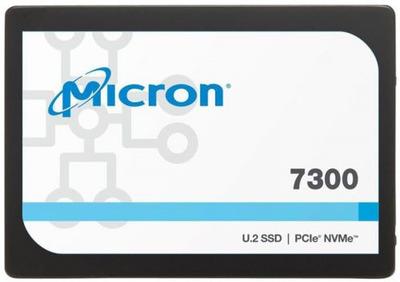 Micron 7300 PRO 1.92TB NVMe U.2 SSD (7mm) Enterprise Solid State Drive