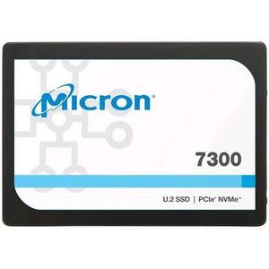 Micron 7300 PRO 7.68TB NVMe U.2 SSD (7mm) Enterprise Solid State Drive