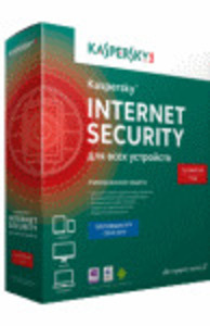 Kaspersky Internet Security Multi-Device Russian Edition. 5-Device 1 year Base Box