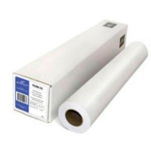 Бумага Albeo InkJet Paper, универсальная, втулка 50,8мм, белизна 146%, 0,420 х 45,7м, 80 г/кв.м, Мультипак (цена за 2 рулона)