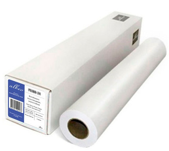 Бумага Albeo InkJet Paper, универсальная, втулка 50,8мм, белизна 146%, 0,841 х 100м, 80 г/ кв.м