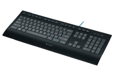 Logitech Keyboard K280E, USB, [920-005215]