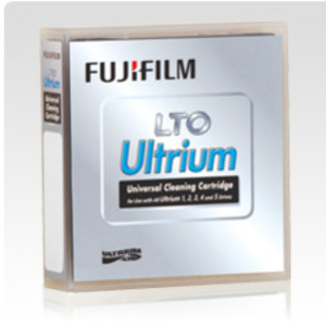 Fujifilm Ultrium Universal Cleaning Cartridge with bar code (for libraries & autoloaders)(analog HP C7978A + Label)
