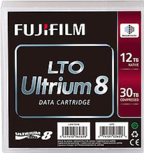 Fujifilm Ultrium LTO8 RW 30TB (12Tb native), (analog Q2078A)