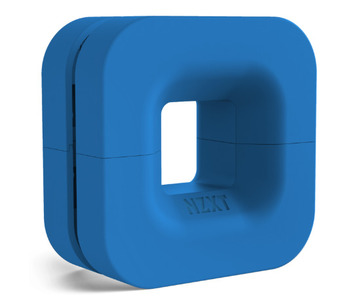 NZXT PUCK CABLE MANAGEMENT ACCESSORY (BLUE)