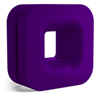 NZXT PUCK CABLE MANAGEMENT ACCESSORY (PURPLE)
