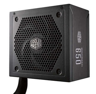 Блок питания MasterWatt 650 (MPX-6501-AMAAB-EU), ATX, 120mm, 9xSATA, 4xPCI-E(6+2), APFC, 80+ Bronze