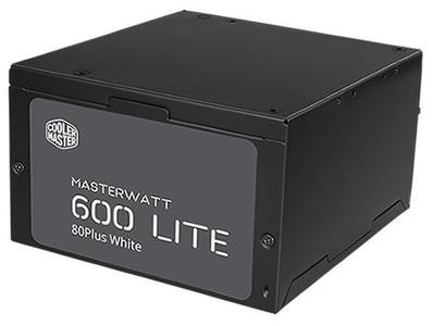 Блок питания MasterWatt Lite 600W (MPX-6001-ACABW-ES) Sleeve Cable