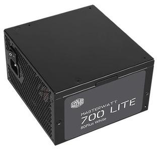 Блок питания MasterWatt Lite 700W (MPX-7001-ACABW-ES) Sleeve Cable