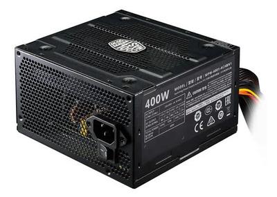 Elite V3 400 (MPW-4001-ACABN1-EU), 400W, ATX, 120mm, 3xSATA, 1xPCI-E(6+2), APFC