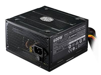 Cooler Master Elite V3 600 (MPW-6001-ACABN1-EU), 600W, ATX, 120mm, 3xSATA, 1xPCI-E(6+2), APFC