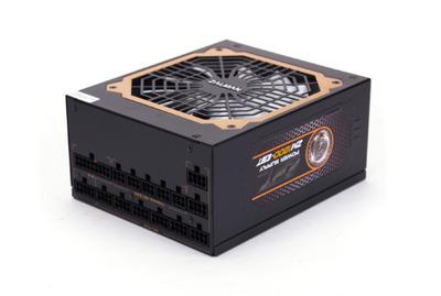 Zalman ZM1200-EBT, 1200W, ATX12V v2.3, EPS, APFC, 13.5cm Fan, 80+ Gold, Full Modular, Retail
