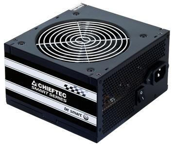 Chieftec PSU GPS-550A8 550W Smart ser ATX2.3 230V Brown Box 12cm 80%+ Fan Active PFC 20+4, 8(4+4)p,8(6+2)p, 4xSATA, 2xMolex+Floppy