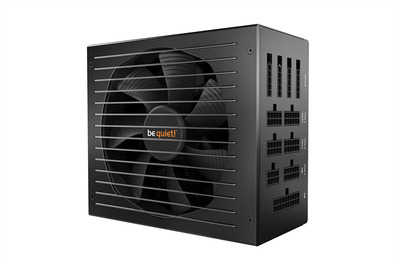 be quiet! STRAIGHT POWER 11 850W / ATX 2.4 / Active PFC / 80+ GOLD / 4xPCIE6+2pin / 135mm fan / CM / BN284 / RTL