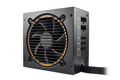 be quiet! PURE POWER 11-CM 500W / ATX 2.4, Active PFC, 80PLUS GOLD, 120mm fan, CM / BN297 / RTL