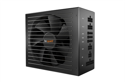 be quiet! STRAIGHT POWER 11 650W / ATX 2.4 / Active PFC / 80+ GOLD / 4xPCIE6+2pin / 135mm fan / CM / BN282 / RTL
