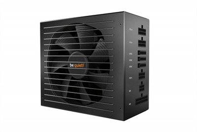 be quiet! STRAIGHT POWER 11 550W / ATX 2.4 / Active PFC / 80+ GOLD / 2xPCIE6+2pin / 135mm fan / CM / BN281 / RTL