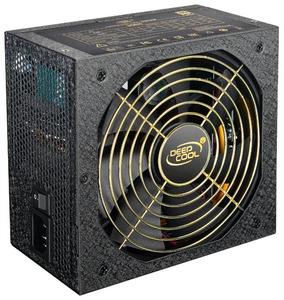 Deepcool Quanta DQ850-M (ATX 2.31, 850W, Cable Management, PWM 140mm fan, Active PFC, 10*SATA, 4*PCI-E (6+2Pin), 6*Molex, 80+ GOLD) RET