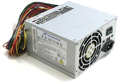 FSP ATX-400PNR-I <400W, v 2.2, 2*SATA, 120mm fan>