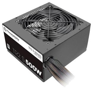 Блок питания Thermaltake TR2 S 500W, ATX, 120mm, 5xSATA, 2xPCI-E, APFC, 80+, BOX