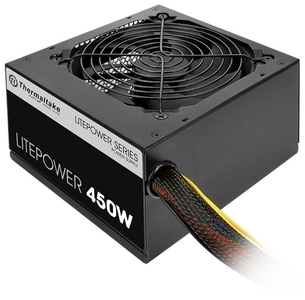 Блок питания Thermaltake Litepower [PS-LTP-0450NPCNEU-2] 450W / APFC