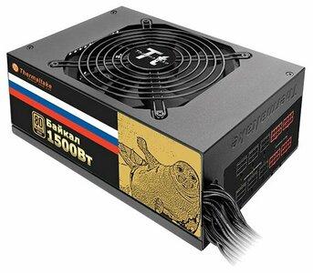 PSU TT Russian Gold [W0431RE] Baikal 1500W / APFC / CM / 80+ Gold