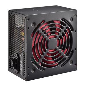 XILENCE Redwing Series, XP500R7, 500W, CE, P.PFC, black coating, 12cm Red Fan, Standby <1W, Brown box