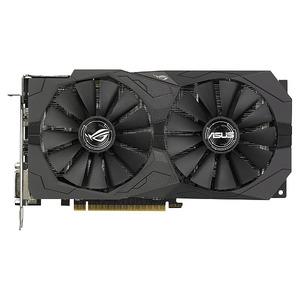 Видеокарта Asus Radeon RX 570 4GB 1244/7000 МГц 2xDVI, HDMI, DisplayPort