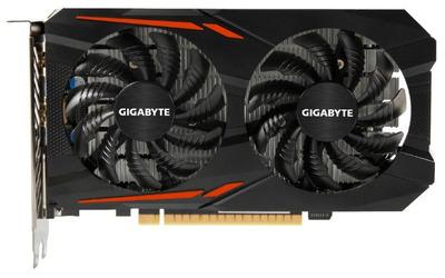 Gigabyte GTX 1050 OC 3G, GV-N1050OC-3GD, PCI Express, 3GB, GDDR5, 96bit, DVI+HDMI+DP RTL
