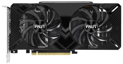 PA-GTX1660 DUAL 6G GTX1660 DUAL 6G GDDR5 192bit DVI HDMI DP (NE51660018J9-1161A)