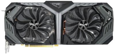 PALIT PA-RTX2080SUPER GRP 8G RTX2080SUPER GRP 8G GDDR6 256bit 3-DP HDMI USB-C RTL