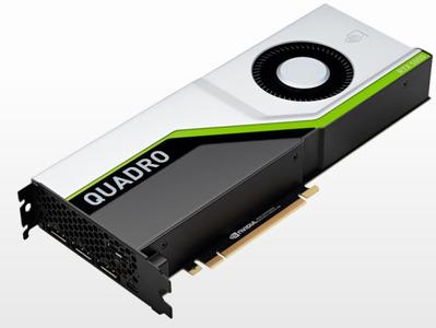 PNY Nvidia Quadro RTX5000 16GB PCI-Express x16 Gen 3.0 GDDR6 ECC 256-bit, 3072 Cuda cores, SLI , HDCP 2.2, HEVC and HDMI 2.0 support, 4x DP 1.4, 1x VirtualLink, adapters: 1x DisplayPort to DVD-D (SL