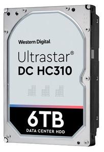 """Western Digital Ultrastar DC HС310 HDD 3.5"""" SAS 6Tb, 7200rpm, 256MB buffer, 512e (HUS726T6TAL5204 HGST)"""