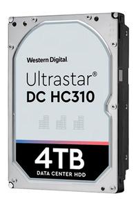 """Western Digital Ultrastar DC HС310 HDD 3.5"""" SAS 4Tb, 7200rpm, 256MB buffer, 512e (HUS726T4TAL5204 HGST)"""