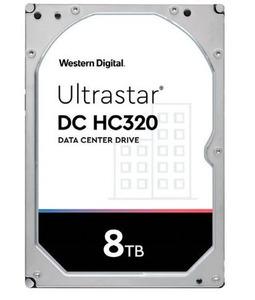 """Western Digital Ultrastar DC HС320 HDD 3.5"""" SAS 8Tb, 7200rpm, 256MB buffer, 512e (HUS728T8TAL5204 HGST)"""